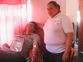 Continua iniciativa de donación de sangre para salvarvidas