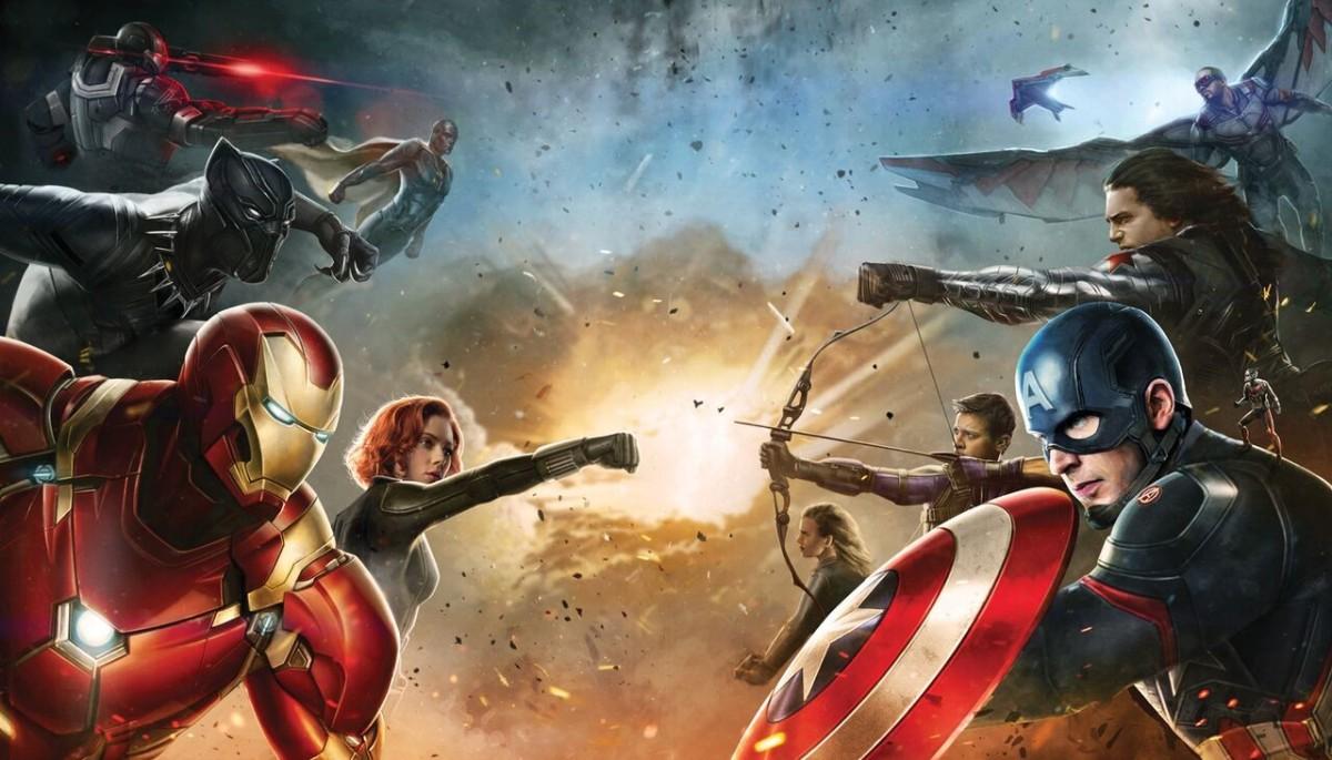 Capitán América CivilWar