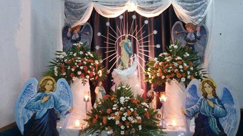"""Managua celebra """"la PurisimaChiquita"""""""
