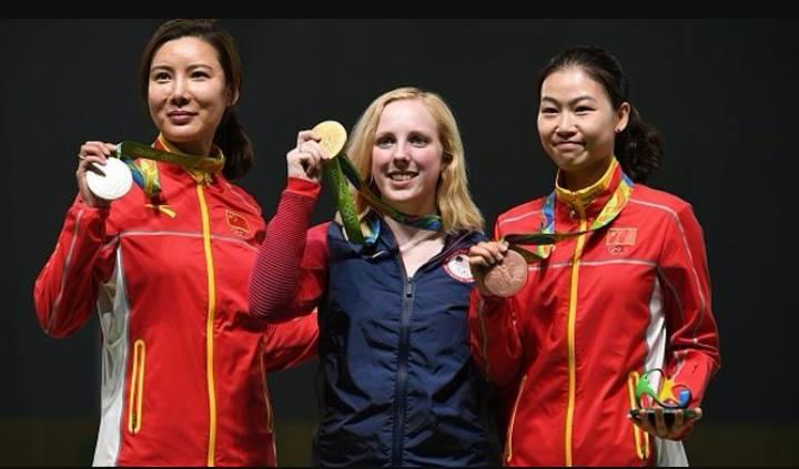 Otorgan la primera medalla de oro en Rio deJaneiro
