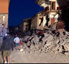 Terremoto sacude el centro deItalia
