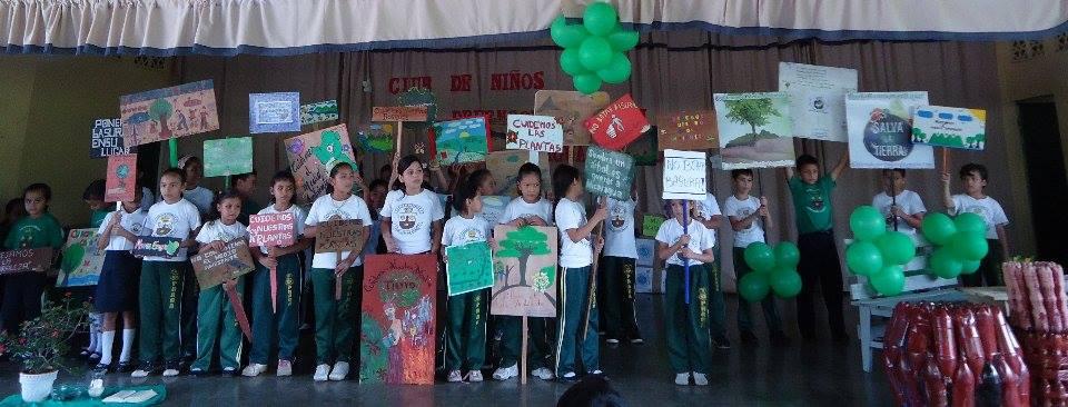 Club de niños defensores de mi Nicaragualimpia