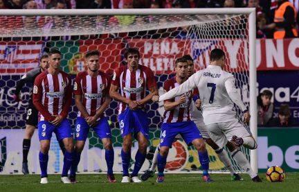 Real Madrid apabulla alAtlético