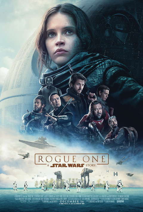 """Rogue One"" el mejor film de Star Wars"
