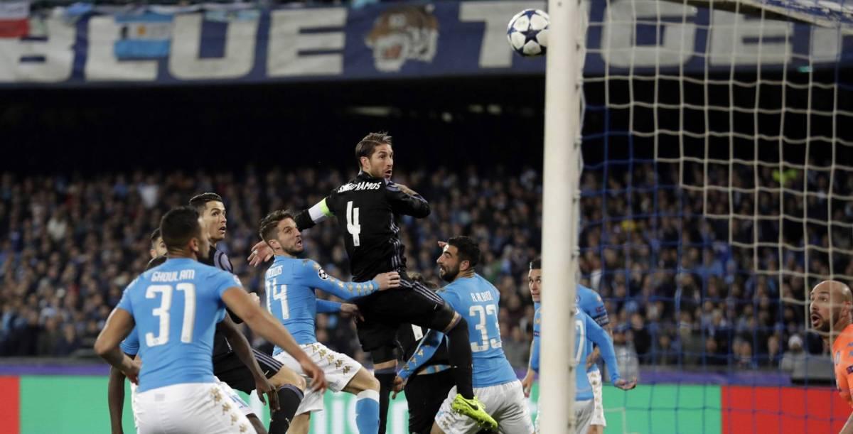 ¡El implacable Ramos!