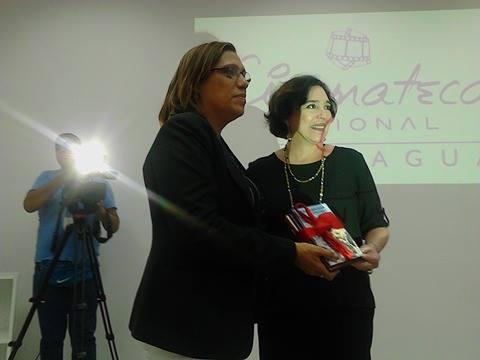 Rossana Lacayo y la mujer en el cinenicaragüense