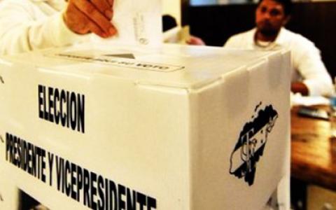 Honduras elegirá mandatario