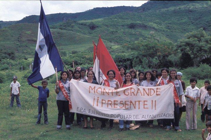 Cuando 155 mil jóvenes se tomaron las montañas deNicaragua