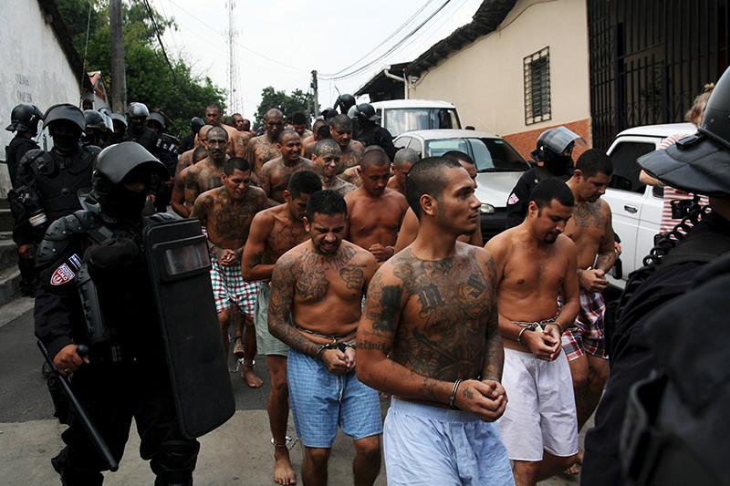 Disminuyen asesinatos en ElSalvador