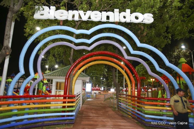 Moderno Parque Las Madres abre sus puertas alpúblico