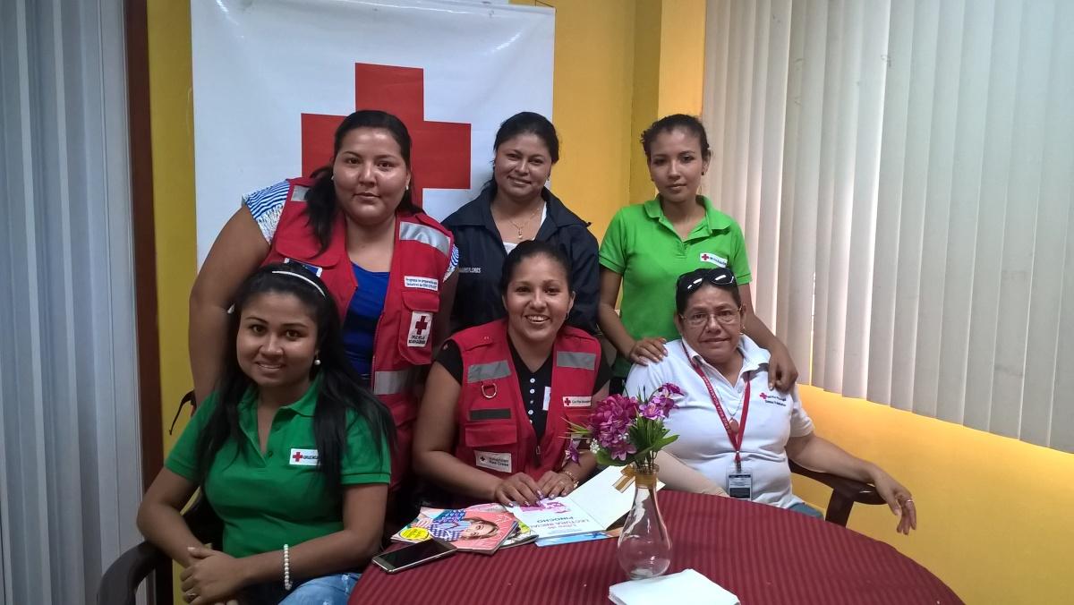 Cruz Roja se prepara para la Semana Santa2017