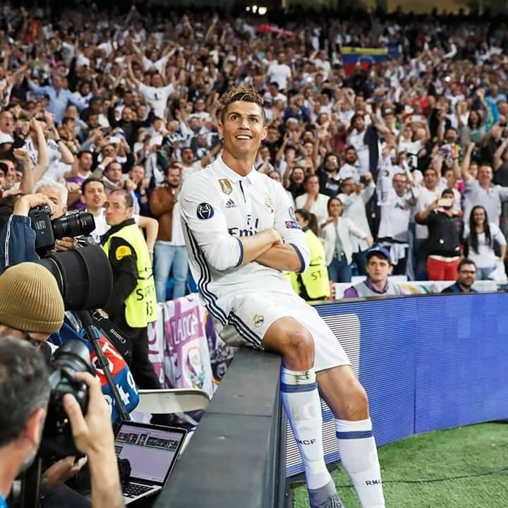 Cristiano Ronaldo sepulta al Atlético deMadrid