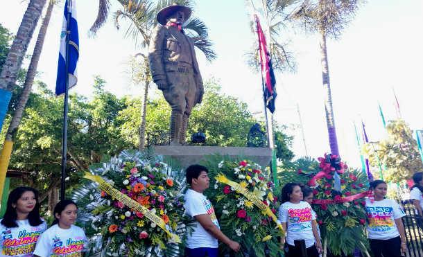 Aquel 18 de Mayo nació el General de Hombres Libres, Augusto CSandino