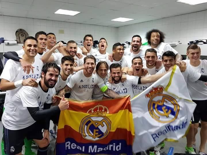 Real Madrid rumbo a la final deCardiff