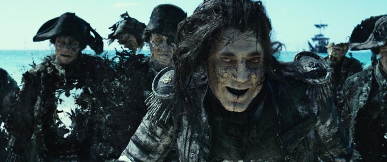 La venganza de Salazar, Piratas del Caribe regresan al cine(+Trailer)