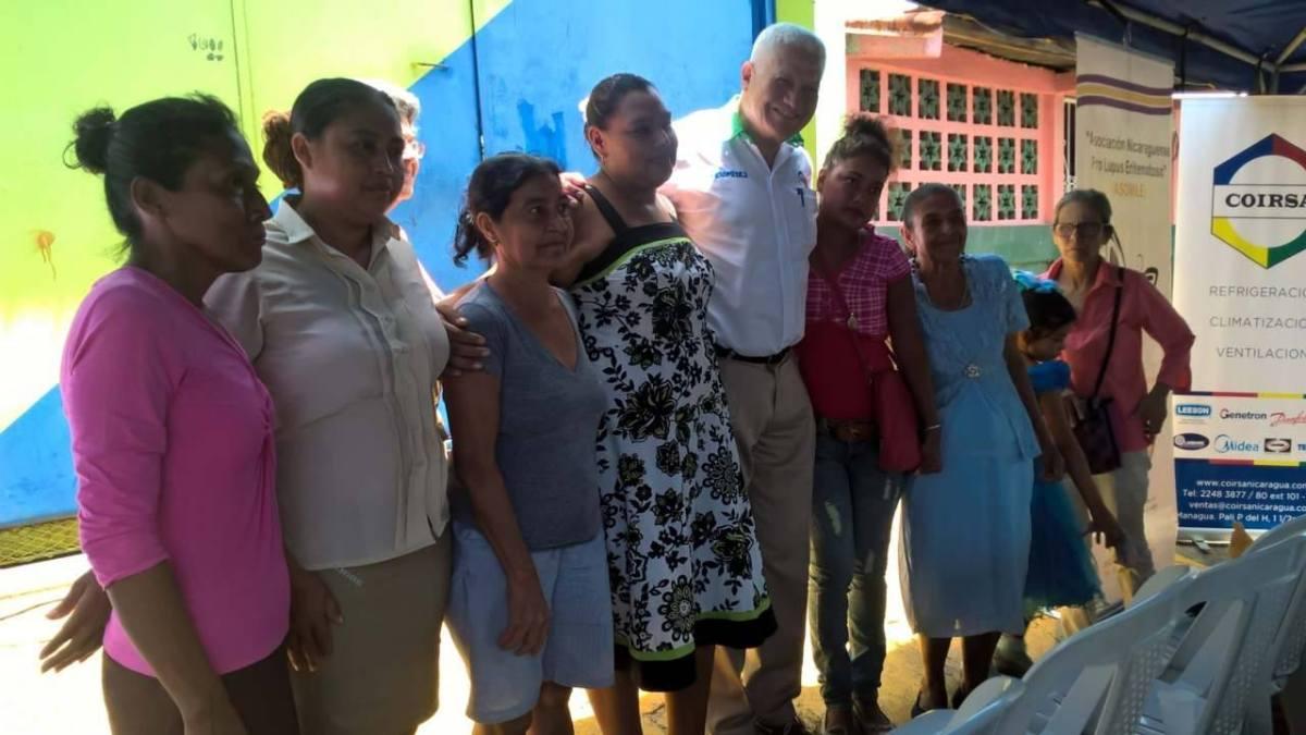 Coirsa celebra a madres conLupus