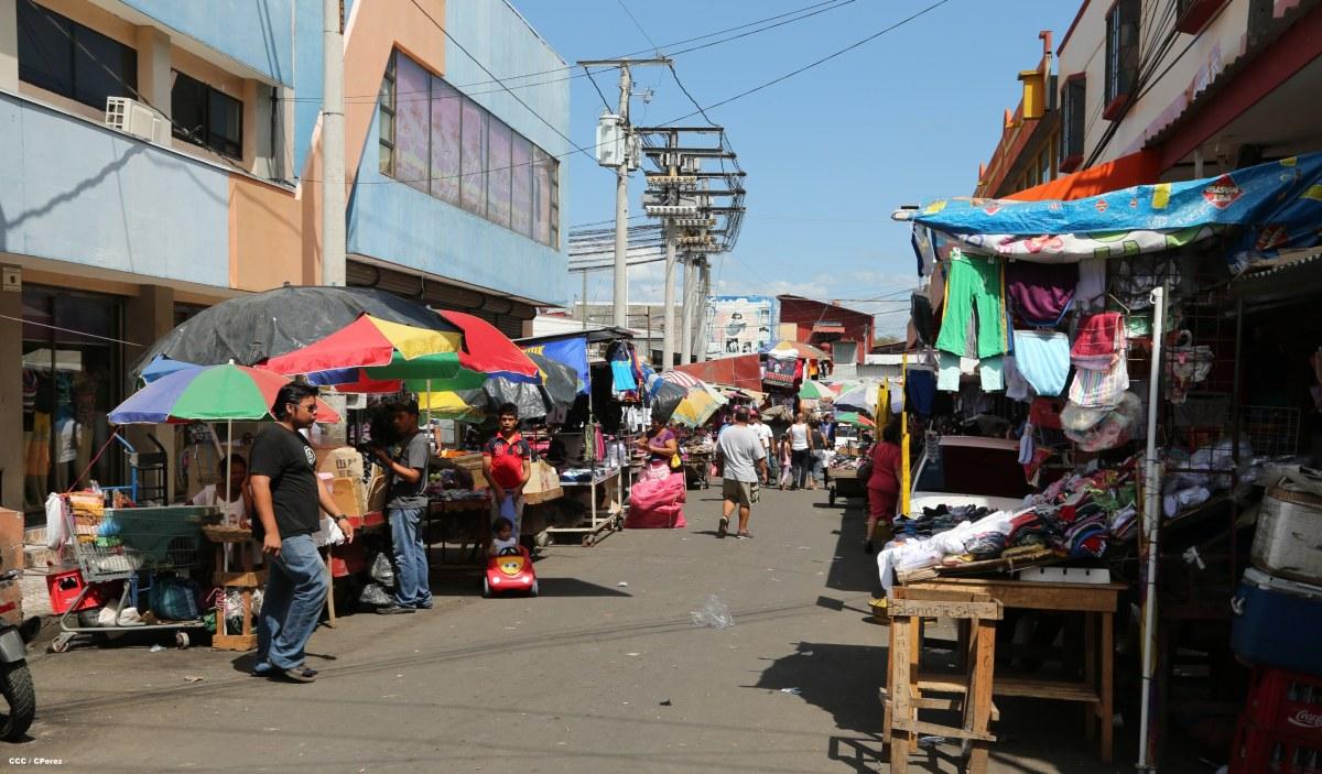 El Oriental, el mercado que coquetea con elpeligro