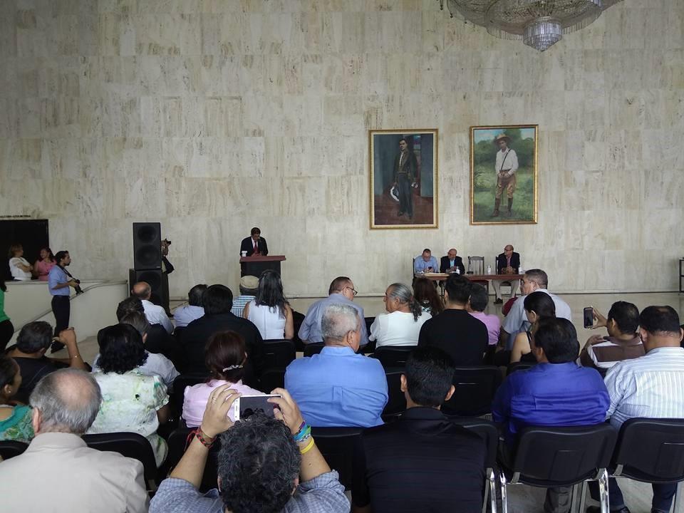 """Entregan """"Premio Internacional de Poesía RubénDarío"""""""