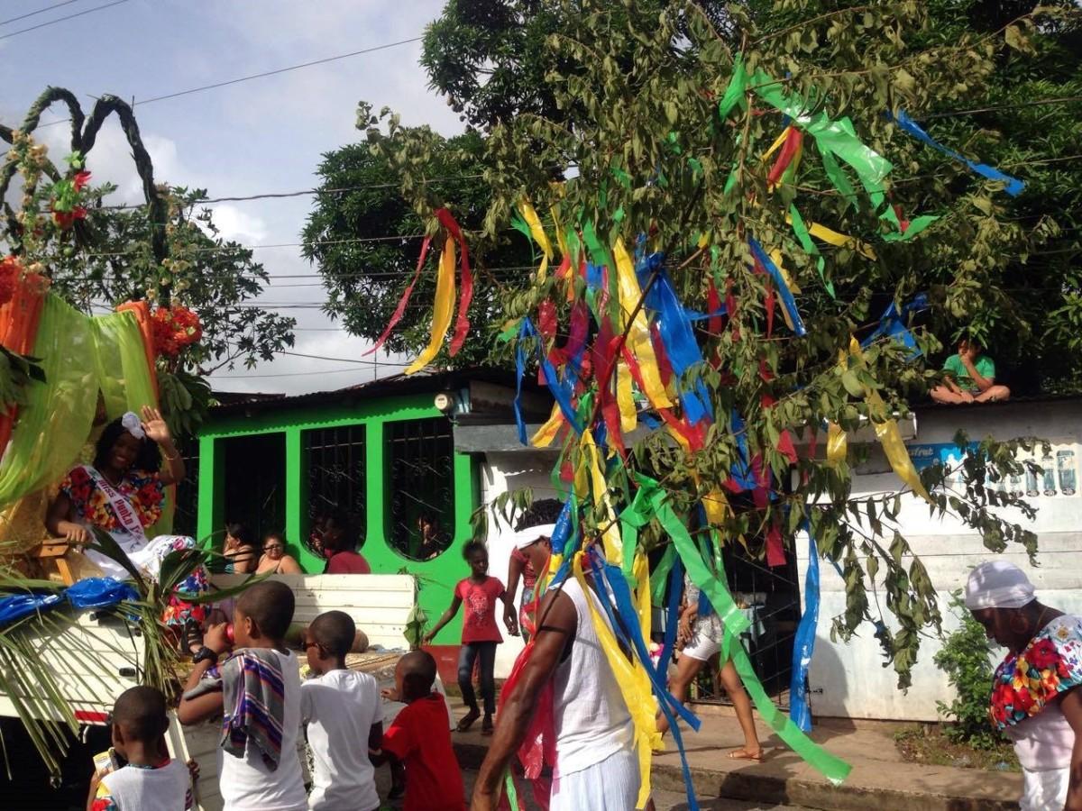 "Bluefields celebra el ""Palo de Mayo 2017"""