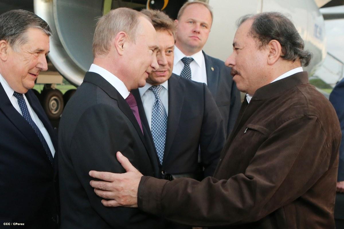 Presidente de Nicaragua envia mensaje a Rusia en el Día de laVictoria