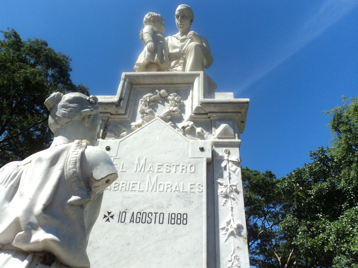 Ilustres formadores de sueños en Nicaragua, Gabriel Morales, Enmanuel Mongalo y Josefa Toledo