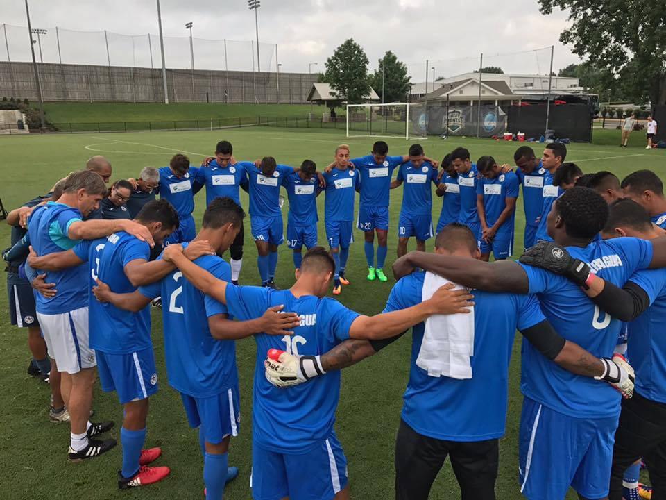 Sueños nada más, Nicaragua es derrotada por Panamá 2 –1