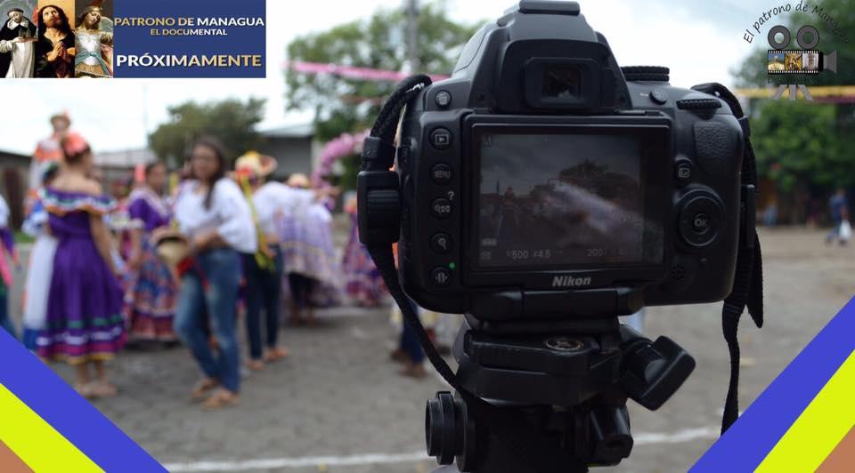 El Patrono de Managua, la historia y tradición en un documental realizado porestudiantes