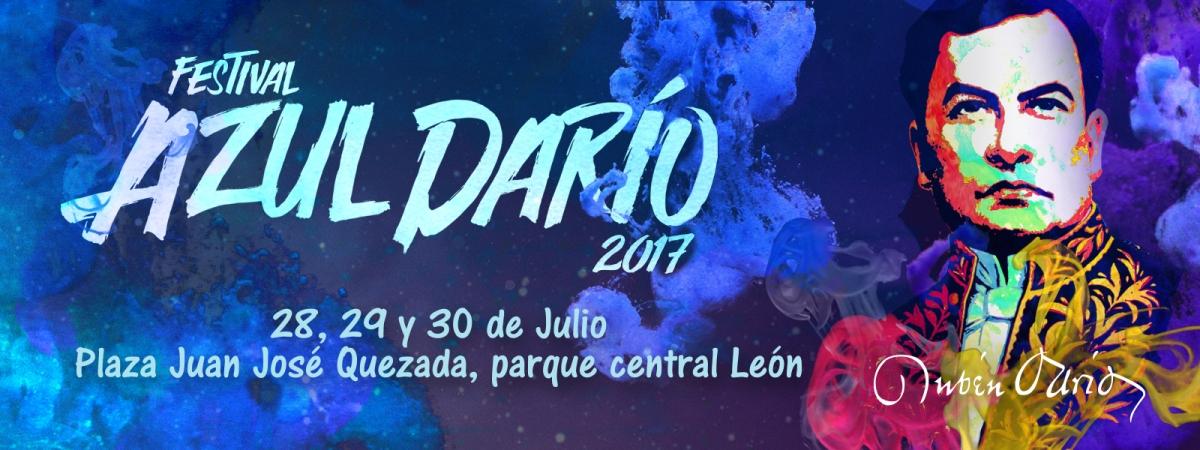 Llega Celebración de II Festival Azul Darío enNicaragua