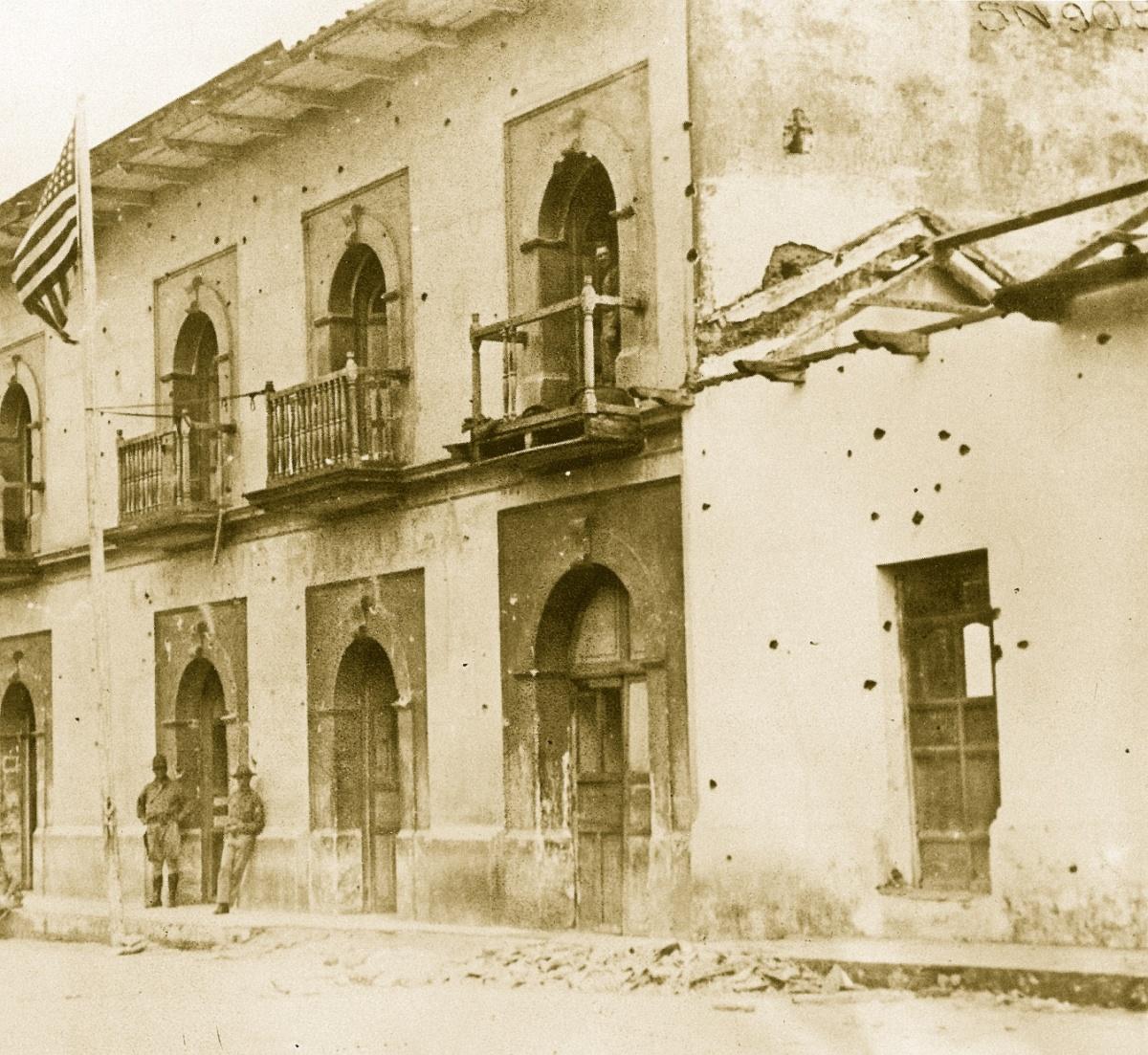 La batalla de Ocotal de 1927, primer combate sandinista
