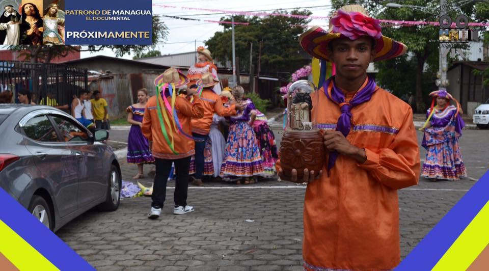 """""""El patrono de Managua"""" el documental de estudiantes que llegó a cines, sala nacional ytelevisión."""