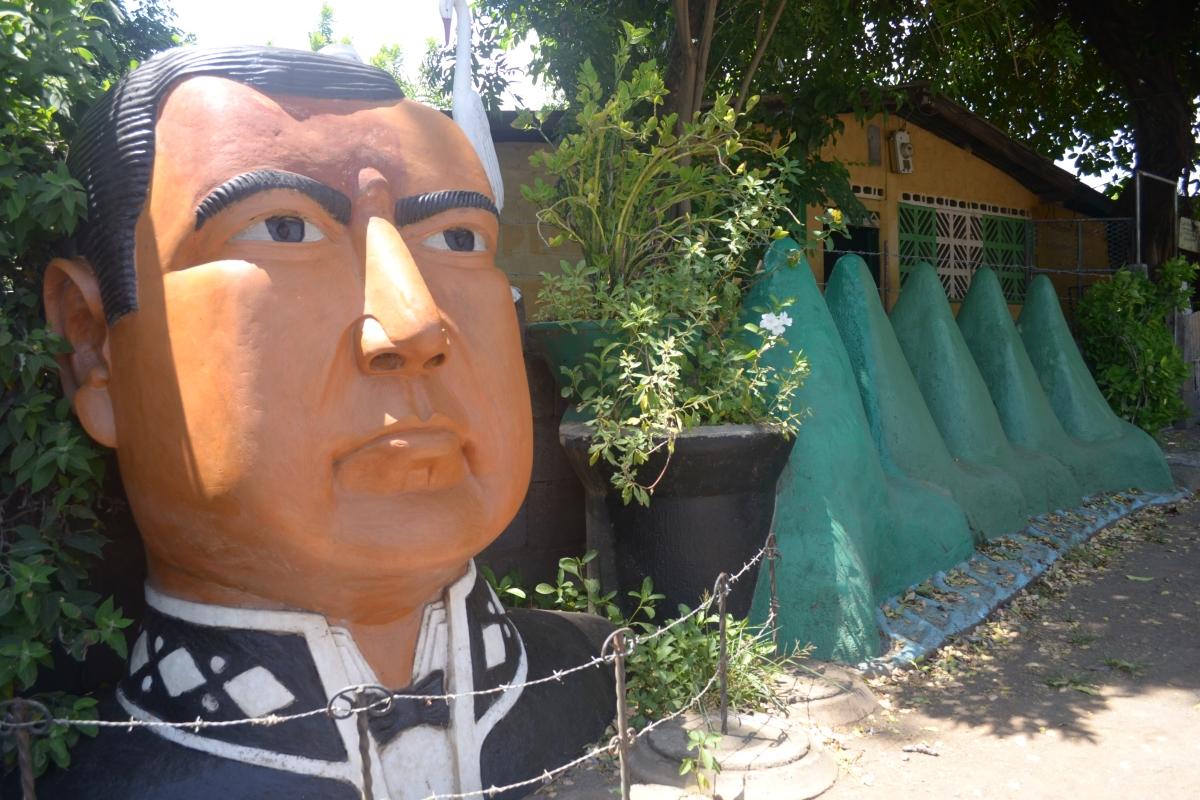 Yo esculpí a Rubén Darío, mi hermanomayor