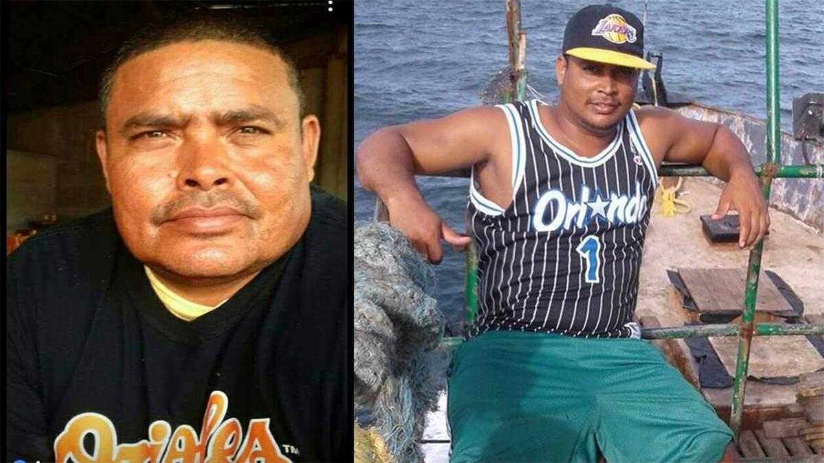 Recuperan e identifican cuerpos de los marinos desaparecidos en el langostero Miss JohanaBetsey