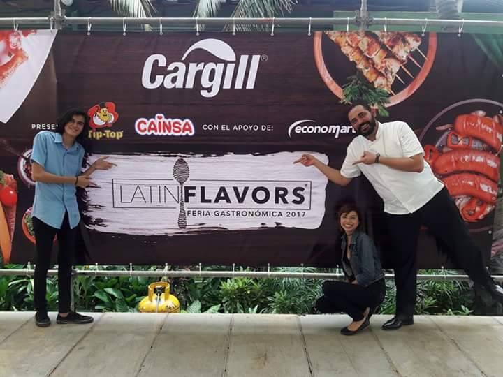 Feria Gastronómica Latin Flavor  se vuelve una exquisitez enManagua