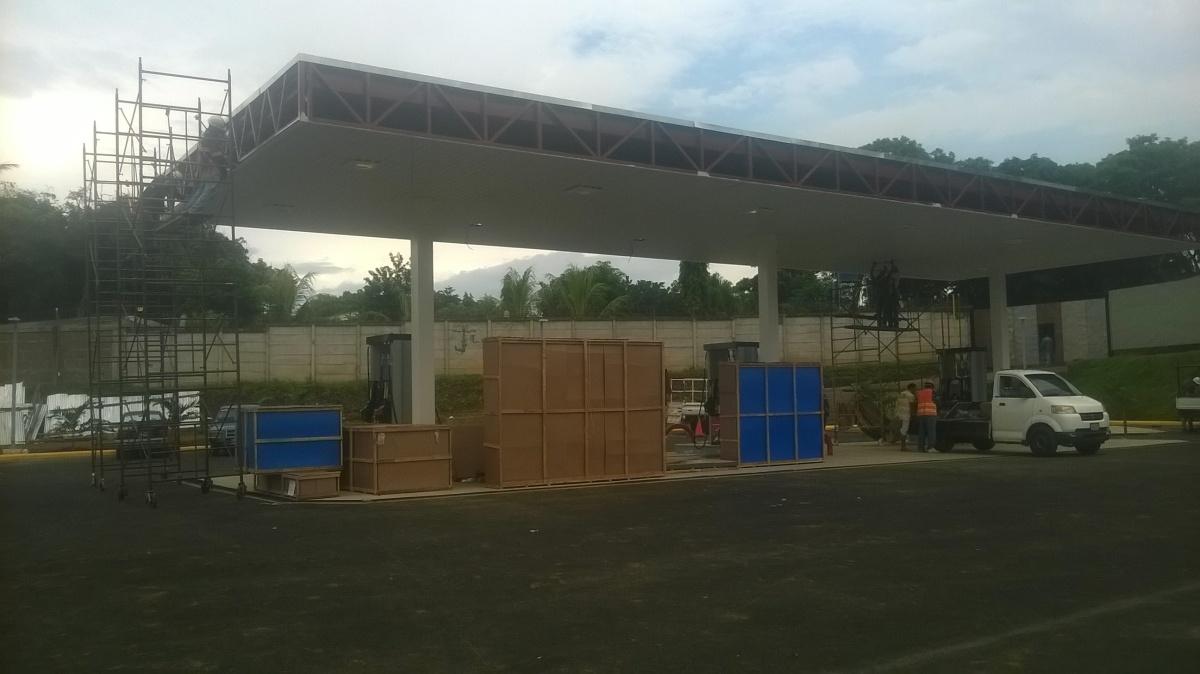 Carretera Vieja a León estrenará nueva gasolinera Puma