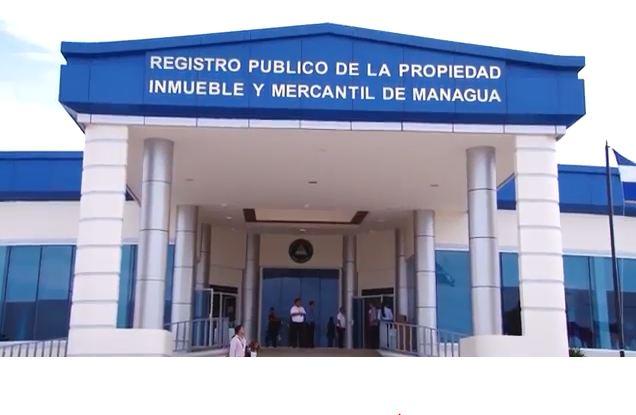 Presidenta de la CSJ inaugura moderno edificio del Registro Público deManagua