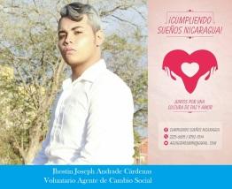 Jhostin Joseph Andrade Cárdenas
