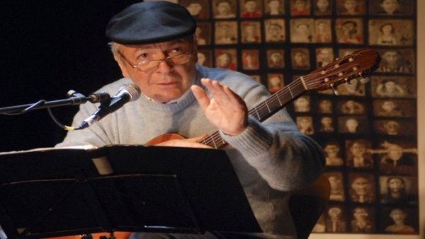 Fallece Daniel Viglietti, compositor uruguayo que le cantó a la Nicaragua de Sandino(+video)