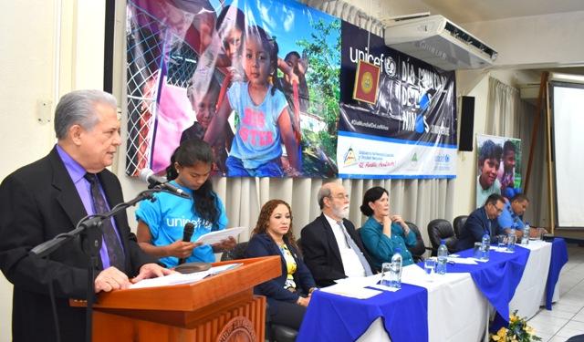 CELEBRACION UNICEF