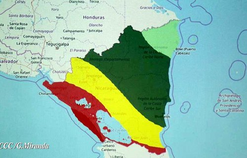 Sinapred presentó mapa multiamenazas y vulnerabilidades