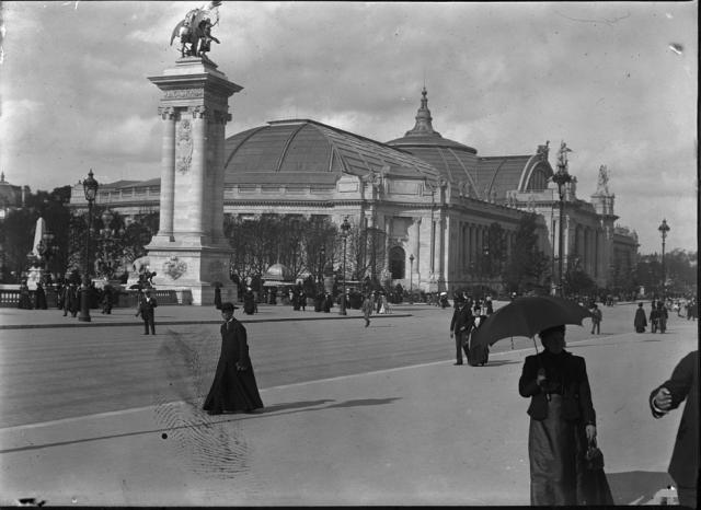 Rubén Darío y la Exposición Universal 1900 enParís