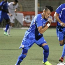 Carlos Chavarría, jugador de la selección de Nicaragua/La Prensa