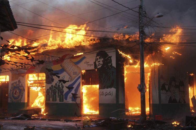 Nicaragua puesta enCuestión