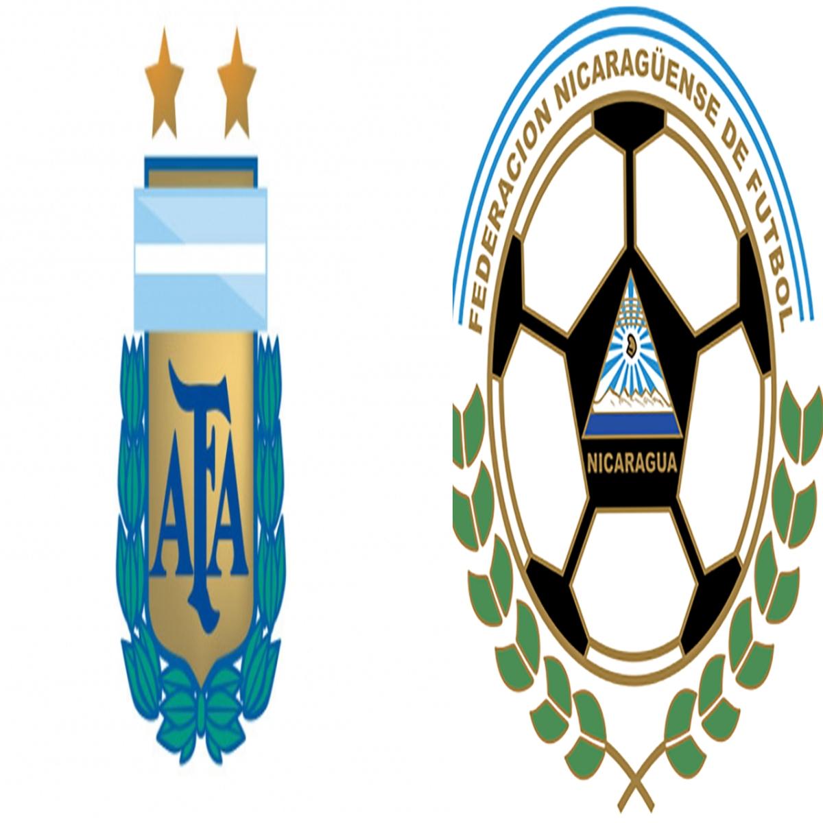 Nicaragua y Argentina jugaran partidohistórico
