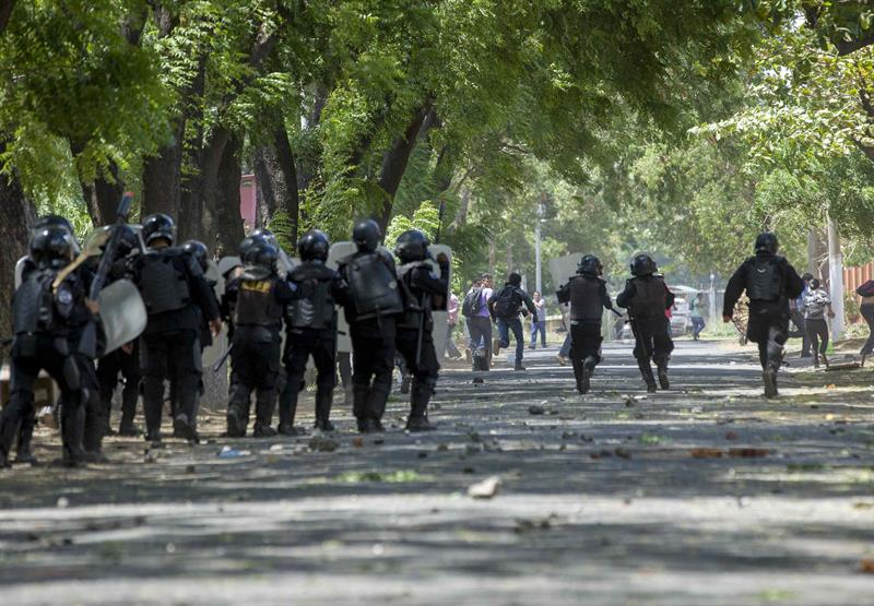 Más de 11 muertos y desaparecidos en Nicaragua tras las protestas en contra del Inss (lista denombres)