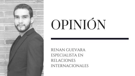 Renan GuevaraEspecialista en relaciones internacionales