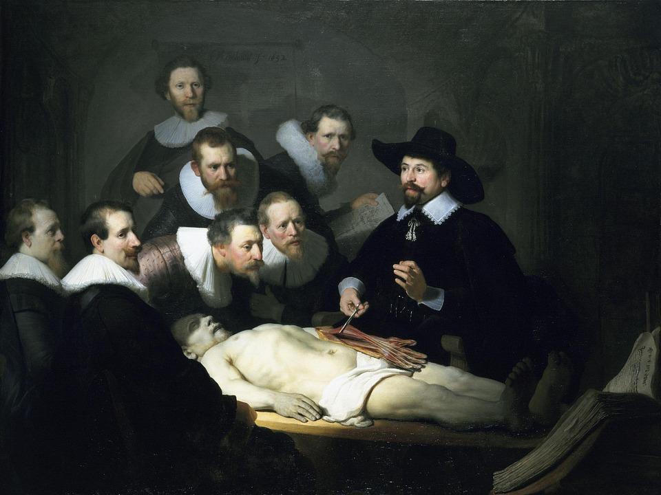 Rembrandt, el pintor que escondió 7 secretos de masonería en suspinturas