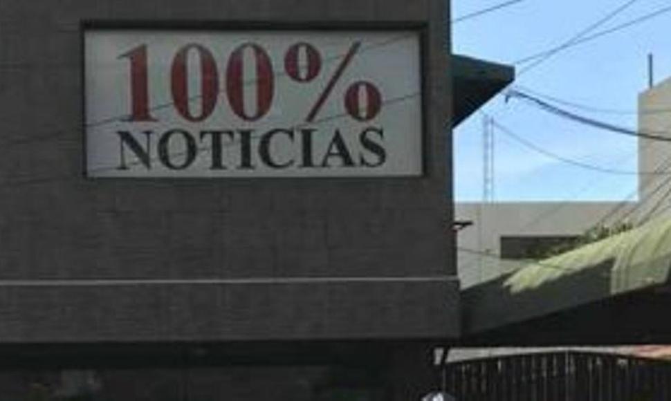 Presentan acusación contra director de 100% Noticias