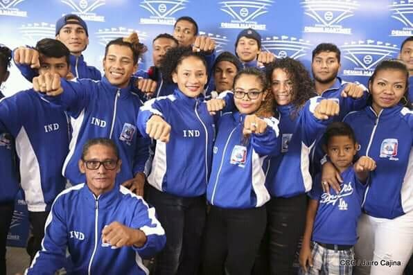 NICARAGUA LISTA PARA EL PRE-PANAMERICANO DEBOXEO