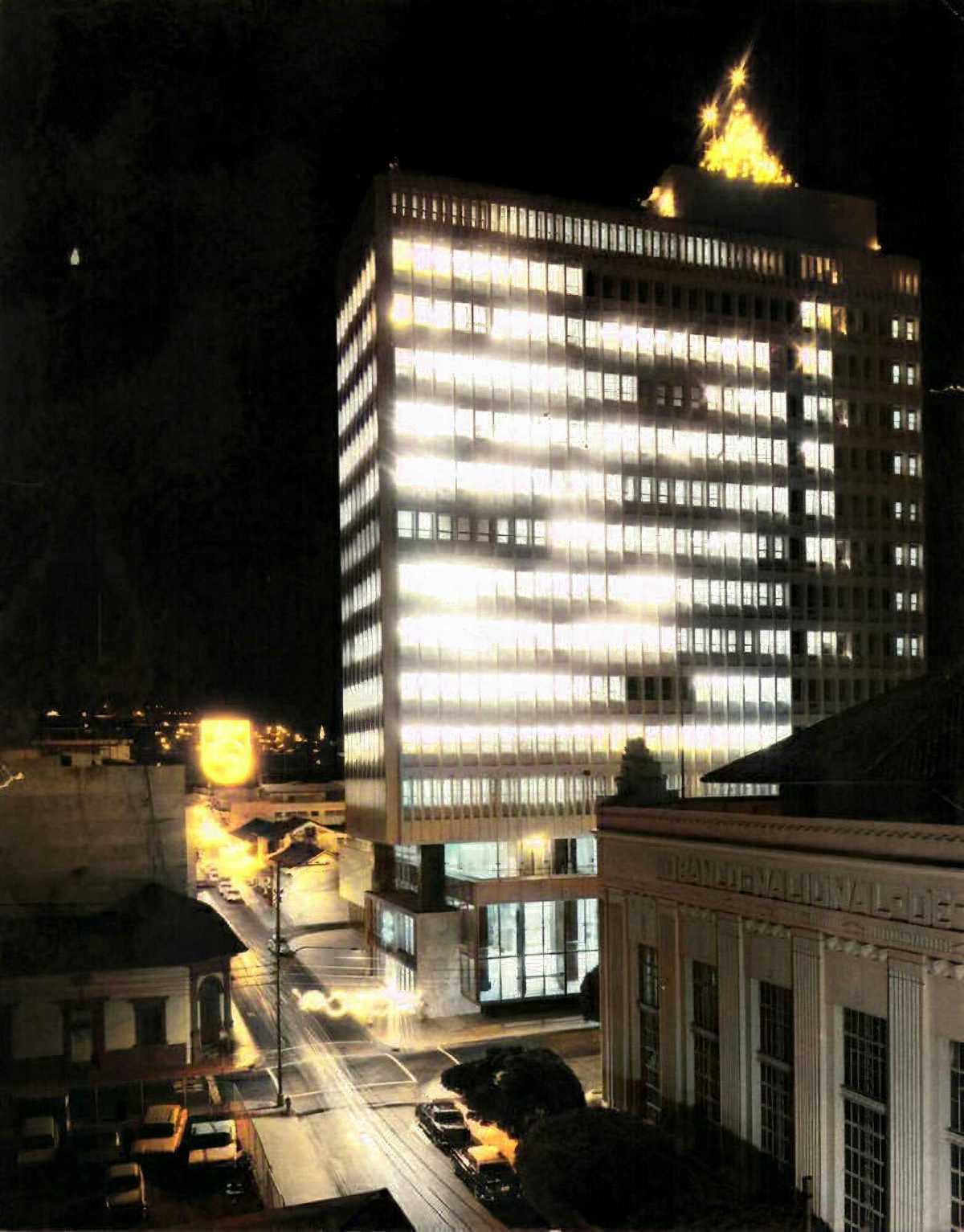 Historia del edificio del Banco Central de Nicaragua BCN – ManaguaD.N.