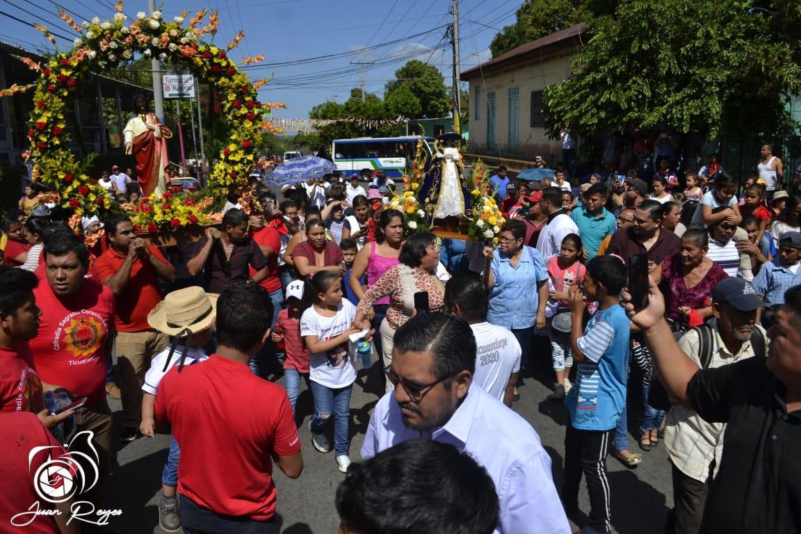 Galería: 39 peregrinación de Virgen del Hato enTicuantepe